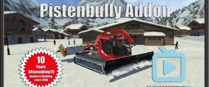 Pistenbully-addon