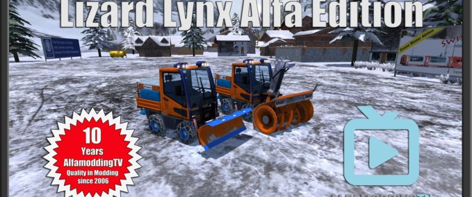 Lizard-lynx-alfa-edition