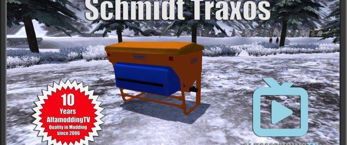Schmidt-traxos