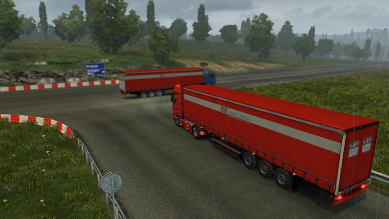 Ets 2 zibatra logistik auflieger v 2 5 englisch krone mod f r eurotruck simulator 2 - Englisch krone ...