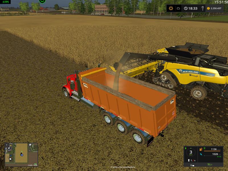 FS 17: Volqueta_Joper v 1 Trailers Mod für Farming Simulator 17