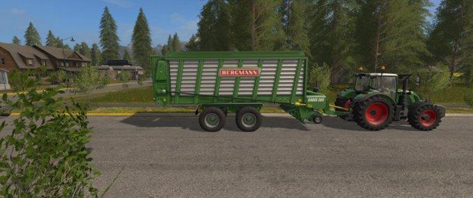 Bergmann-carex-38s-ladewagen