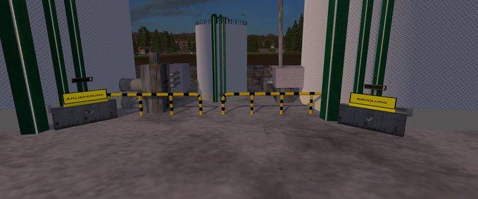Lager-zu-bio-diesel-raffinerie