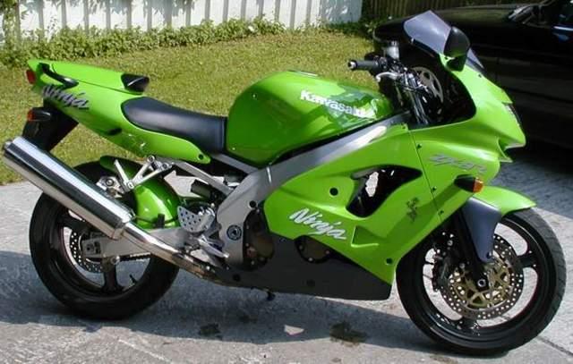 Kawasaki Ninja zx9r 1998