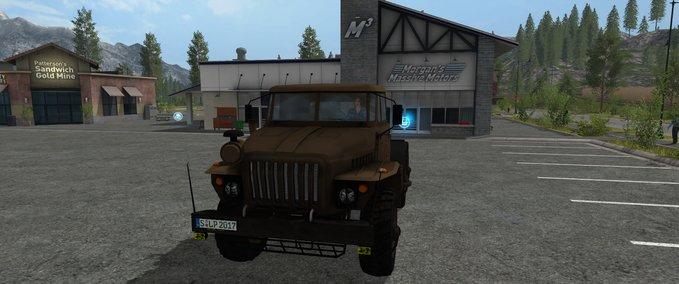 Ural-4320-sattel-edition--2