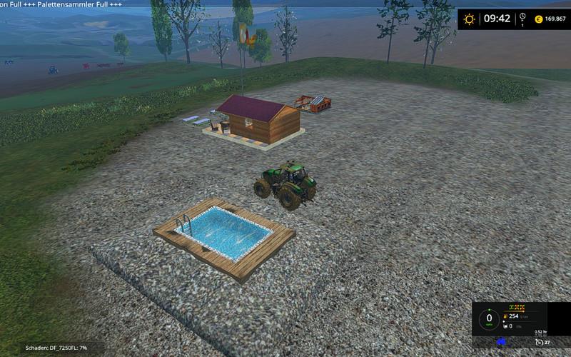 ls 15 pool v 1 0 platzierbare objekte mod f r landwirtschafts simulator 15. Black Bedroom Furniture Sets. Home Design Ideas
