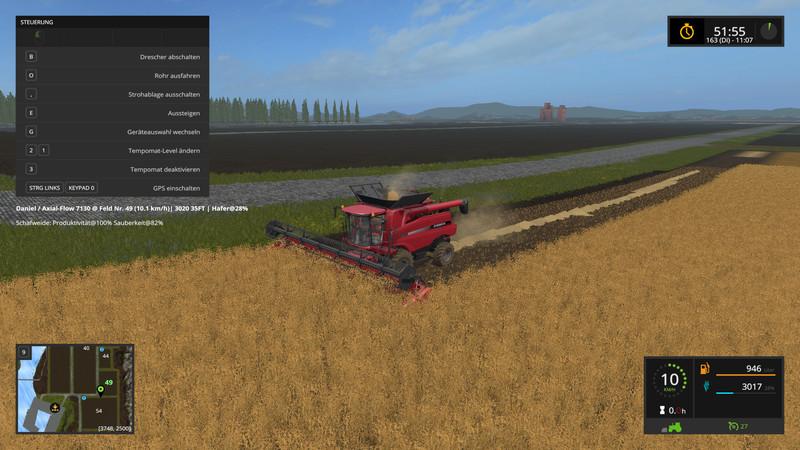 FS 17: Dongo Map v 2.7 Big Maps Mod für Farming Simulator 17 Map V on
