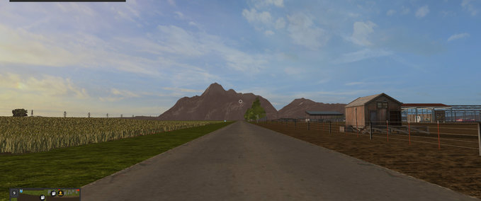 FS Oklahoma Usa V Maps Mod Für Farming Simulator - Fs 17 us map