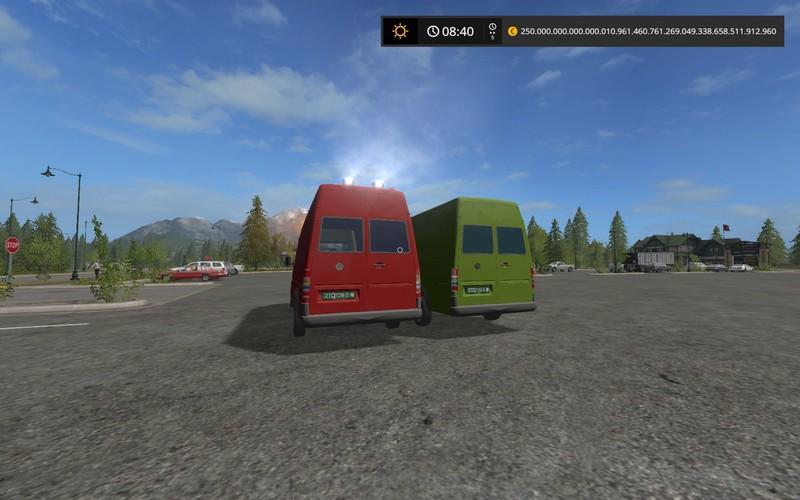 Ls 17 volkswagen lt 35 v 1 0 pkws mod f r landwirtschafts for Garage volkswagen marennes 17