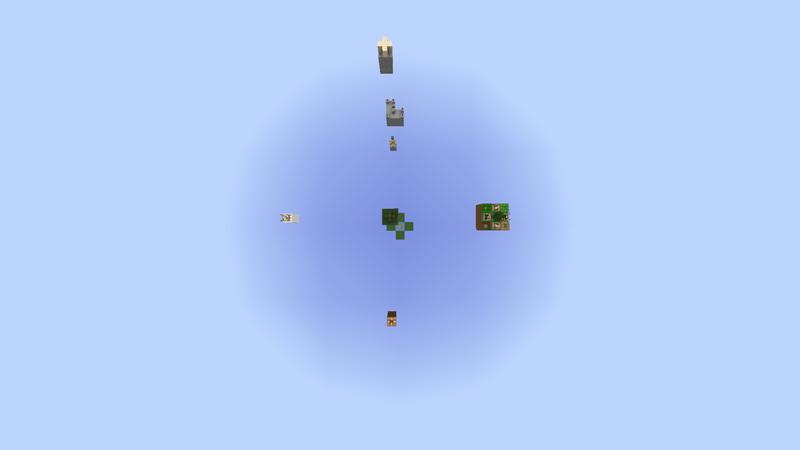 Minecraft OP Skyblock V Maps Mod Für Minecraft Modhosterde - Minecraft skyblock kostenlos spielen ohne download