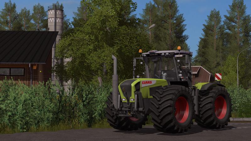 Etwas Neues genug FS 17: CLASS XERION 3800 v 1.0.2.2 Claas Mod für Farming Simulator 17 #MK_75