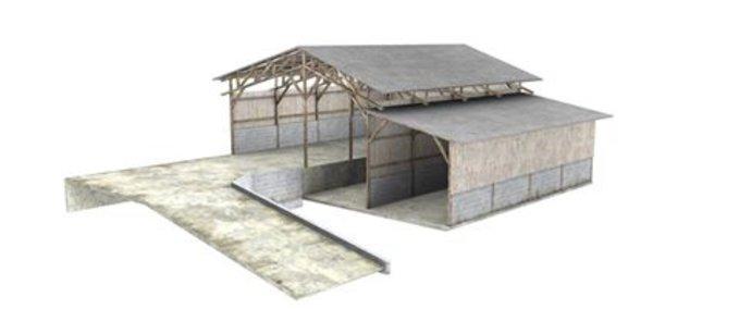 Hangar-stockage-atelier