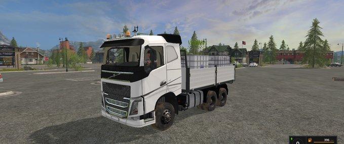 Volvo-fh16-pritsche