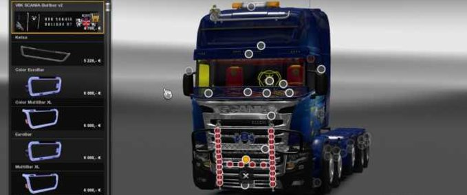 Scania-illegal-v8-reworked