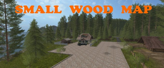 Small-wood-map