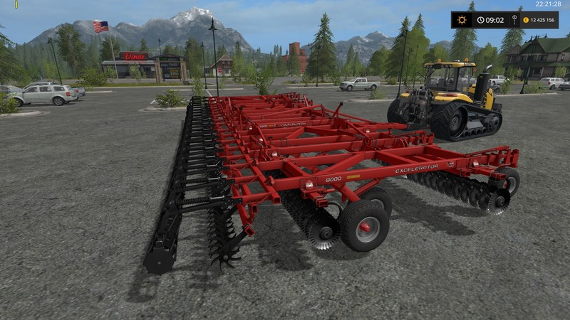 Fs 17 Kuhn Krause Excelerator 8000 50 V 1 1 Cultivators