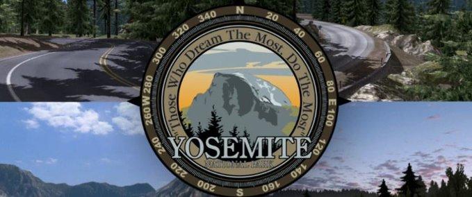 ats: Projekt Westen – Der Yosemite National Park v 1.3.2 + ...