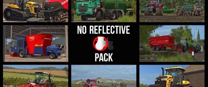 Pack-no-reflective