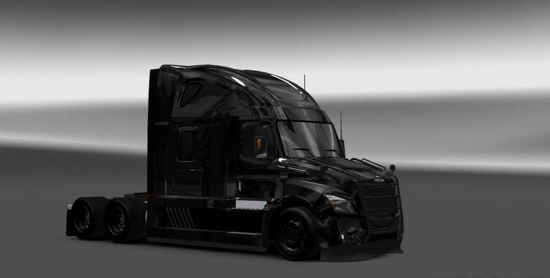 Ets 2 Freightliner Cascadia 2018 V 4 0 Freightliner Mod F R Eurotruck Simulator 2