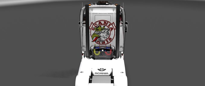 Scania-airbrush-collection