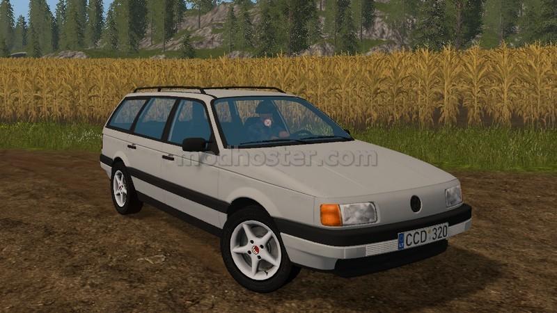 Ls 17 Volkswagen Passat B3 V 1 0 Volkswagen Mod F 252 R