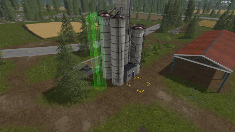 FS 17: Large silo with 1mio liters capacity v 0 9 beta