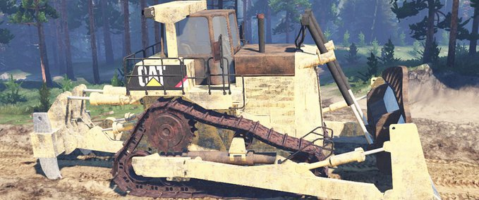 Caterpillar-d9-fur-spintires-2014