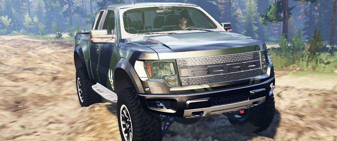 Ford-f-150-svt-raptor-super-cab-fur-spin-tires
