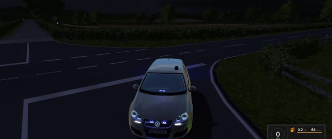 Vw-golf-5-unmarked-polizei-update