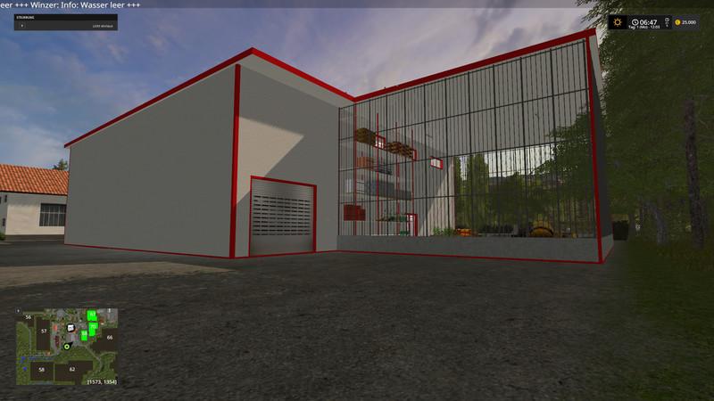 ls 17 toom baumarkt v 1 geb ude mit funktion mod f r landwirtschafts simulator 17. Black Bedroom Furniture Sets. Home Design Ideas