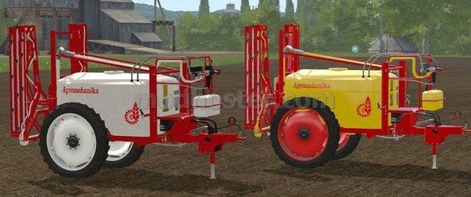 Agromechanika-2500