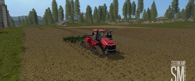 Stubble-plow