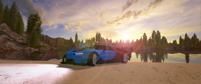 Bugatti-chiron-vision-gt