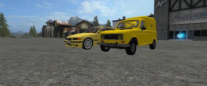 Renault-4l-der-post