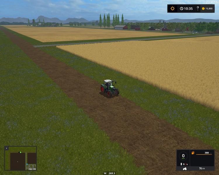 FS 17: Westbridge Hills flat map v 1 3 3 Maps Mod für Farming