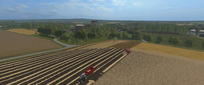 FS 17: FarmTown v 3 0 Maps Mod für Farming Simulator 17 | modhoster com
