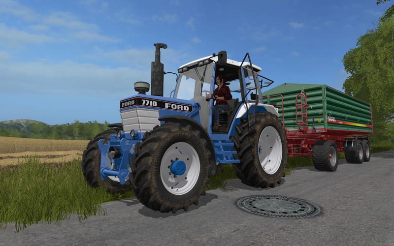 LS 17: Ford Pack v 2 Ford Mod für Landwirtschafts Simulator 17