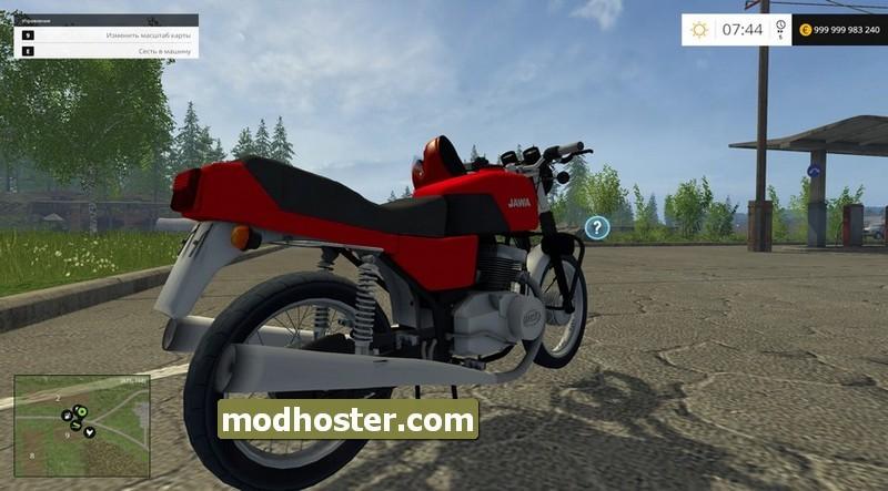 ls 15 motorrad java v 1 0 sonstige fahrzeuge mod f r. Black Bedroom Furniture Sets. Home Design Ideas