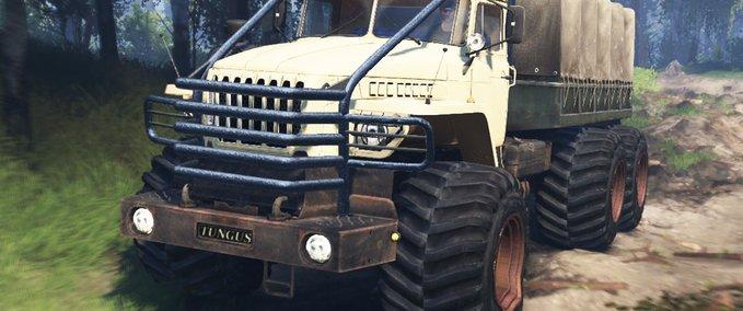 Ural-4320-10-tungus
