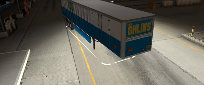 Ohlins-trailer