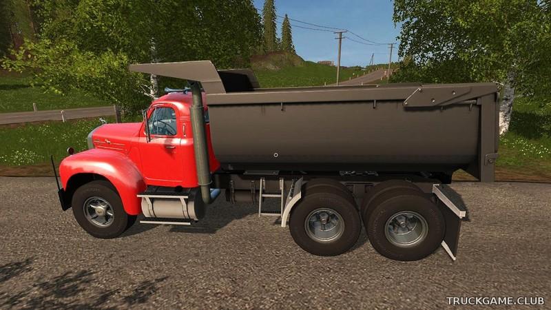 FS 17: Mack B61 Dump Truck v
