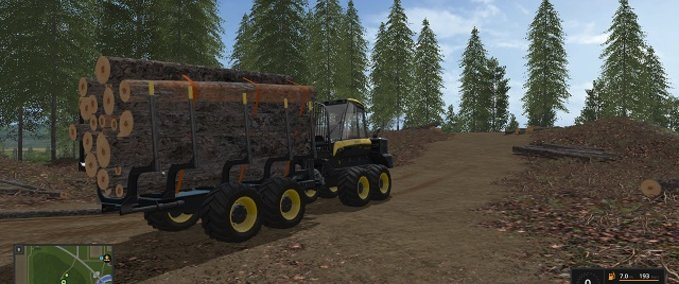 Fs17-ponsse-buffalo-log-transporter