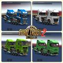 Truck-transporter-cargo-pack-v3