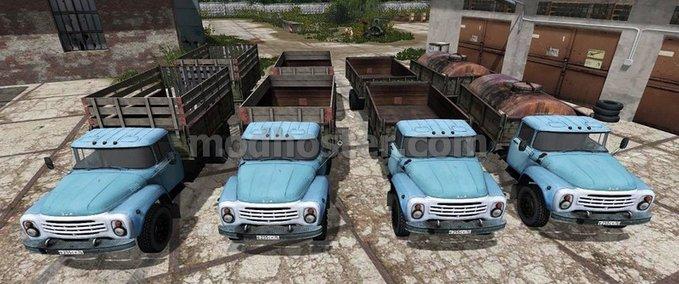 Zil-130-pack