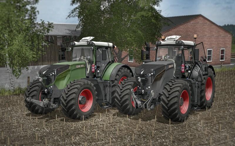 Ls 17 Fendt 1050 V 1 5 Vario 900er Mod F 252 R