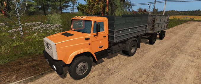 Zil-130-and-zil-45065-pack