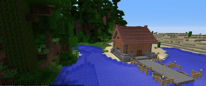 Minecraft Maps Maps Mods For Minecraft Modhostercom Page - Minecraft haus bauen mit redstone