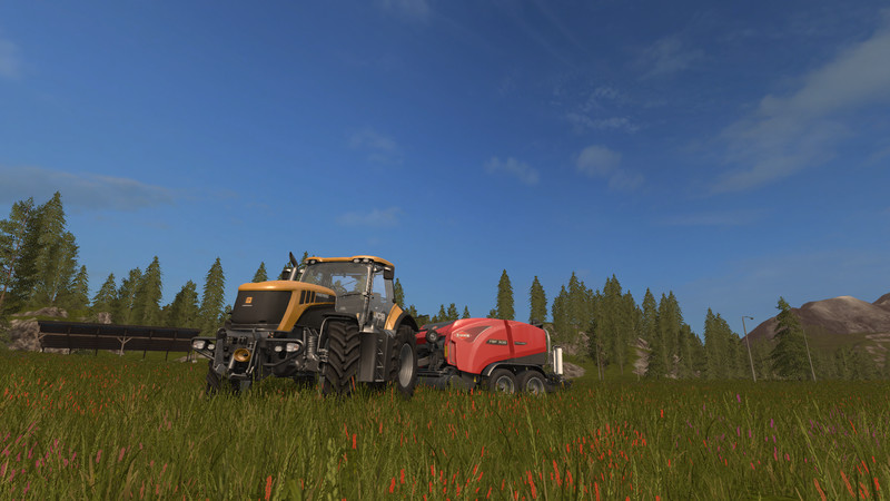 FS 17: Grass silage map v 1 0 Maps Mod für Farming Simulator 17