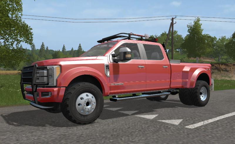 ls 17 ford f 450 sueperduty v 1 0 pkws mod f r landwirtschafts simulator 17. Black Bedroom Furniture Sets. Home Design Ideas
