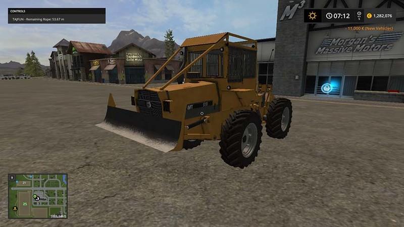 Ls 17 Imt 5131 Winch Skidder V 1 0 Sonstige Fahrzeuge Mod